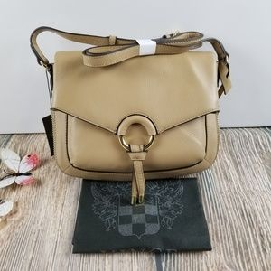 New VINCE CAMUTO leather crossbody bag